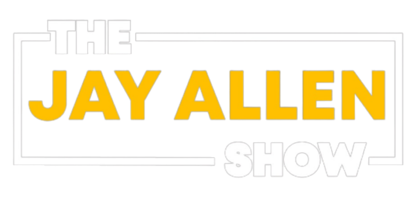 the jay allen show logo