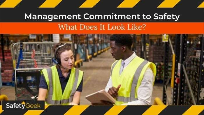 What Does Management Commitment to Safety Look Like